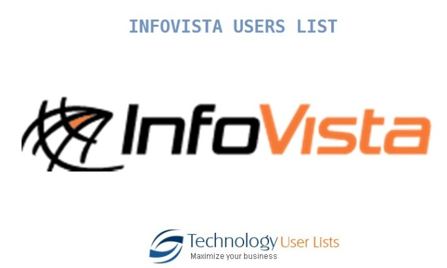 INFOVISTA USERS LIST